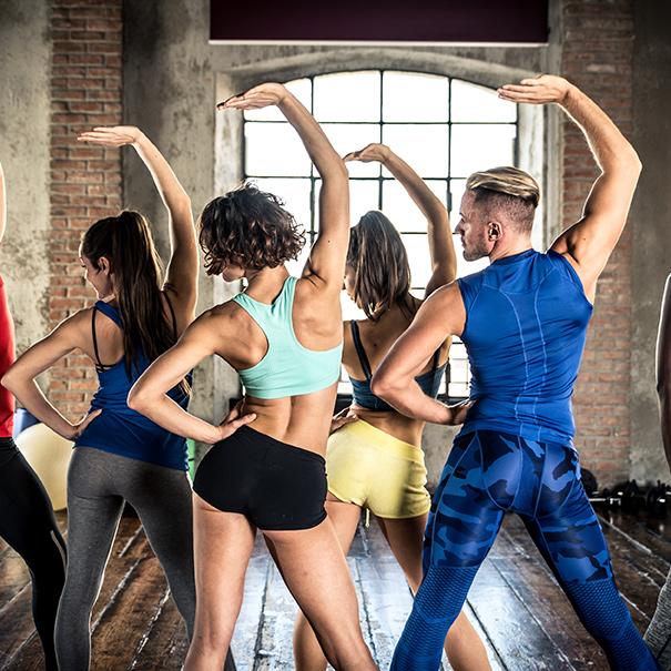 Dubbl'Arts, dance jazz