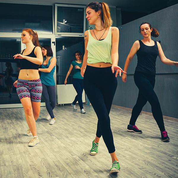 Dubbl'Arts, line danse pop